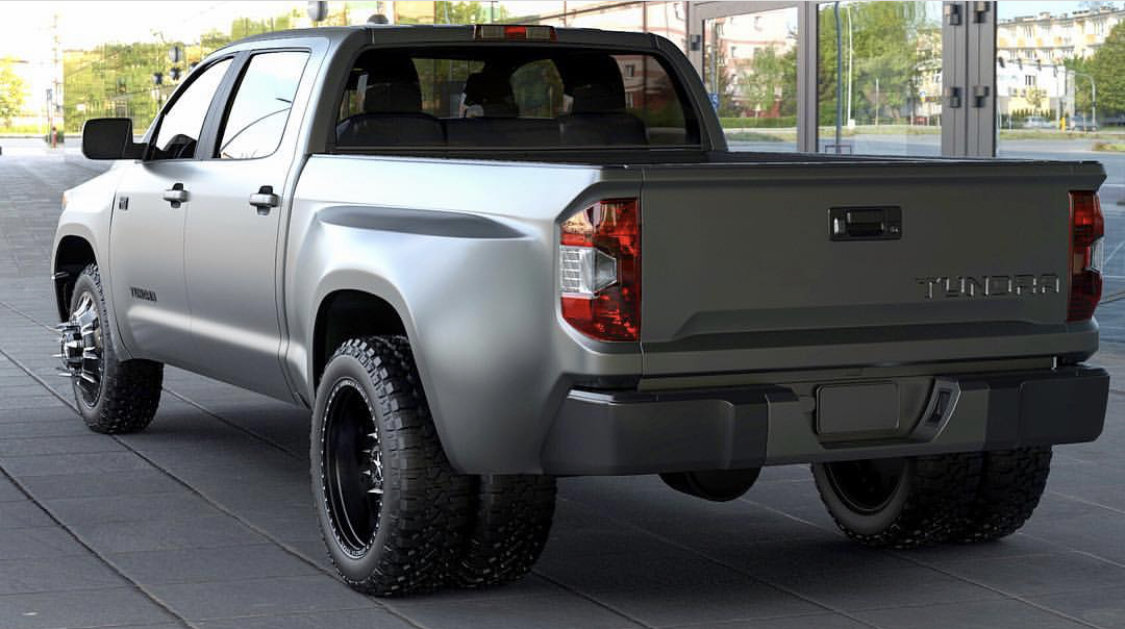Toyota Concept Truck Diesel >> 2019 Tundra Dually Concept Toyota Tundra Forum