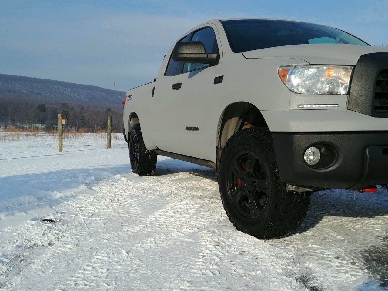 Give Me Your Honest Opinion On The Raptor Liner Look