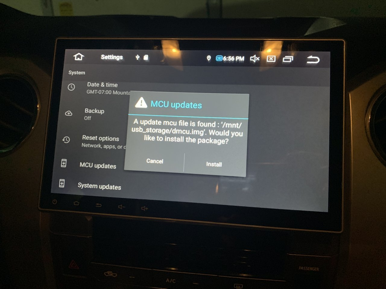 Dasaita Android Head Unit | Page 20 | Toyota Tundra Forum