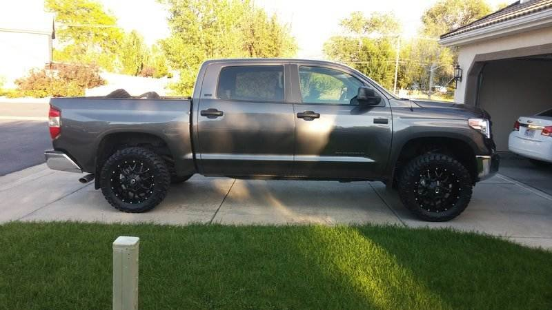 official tundra wheel and tire setups pics and info page 3