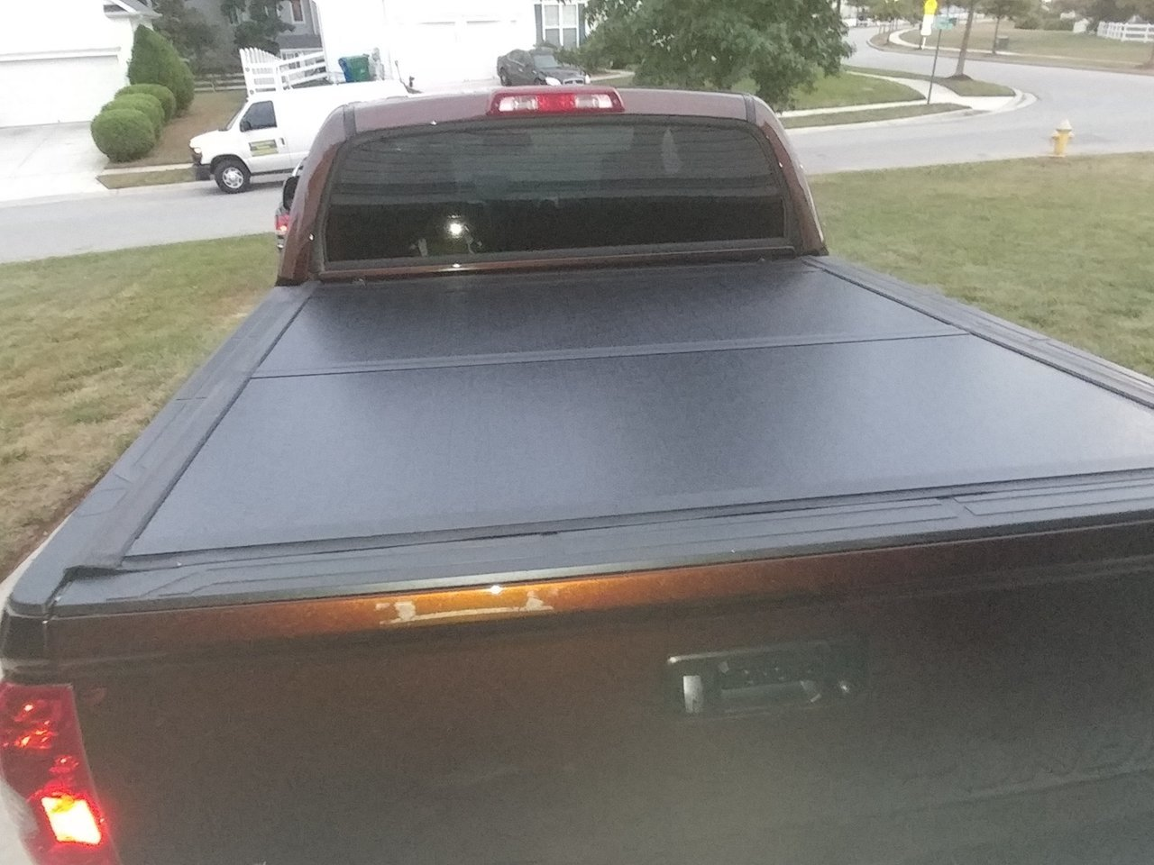 Added Tonneau Cover And Usb Power Outlets Toyota Tundra Forum