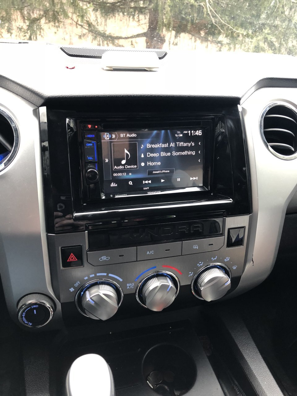Head unit randomly freezes up and resets | Toyota Tundra Forum
