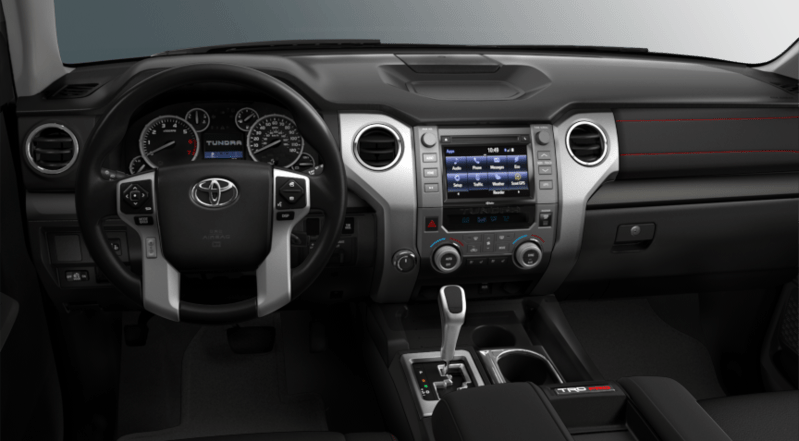 toyota tundra interior modifications