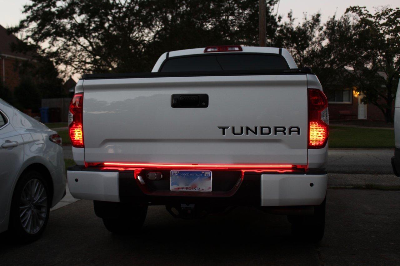 Putco Blade Led Tailgate Light Bar Toyota Tundra Forum