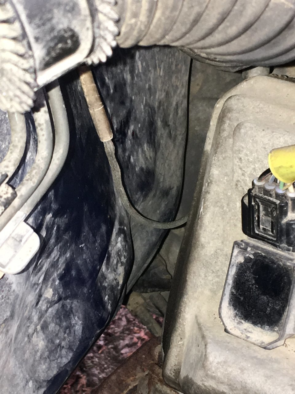 Ground wire replacement | Toyota Tundra Forum