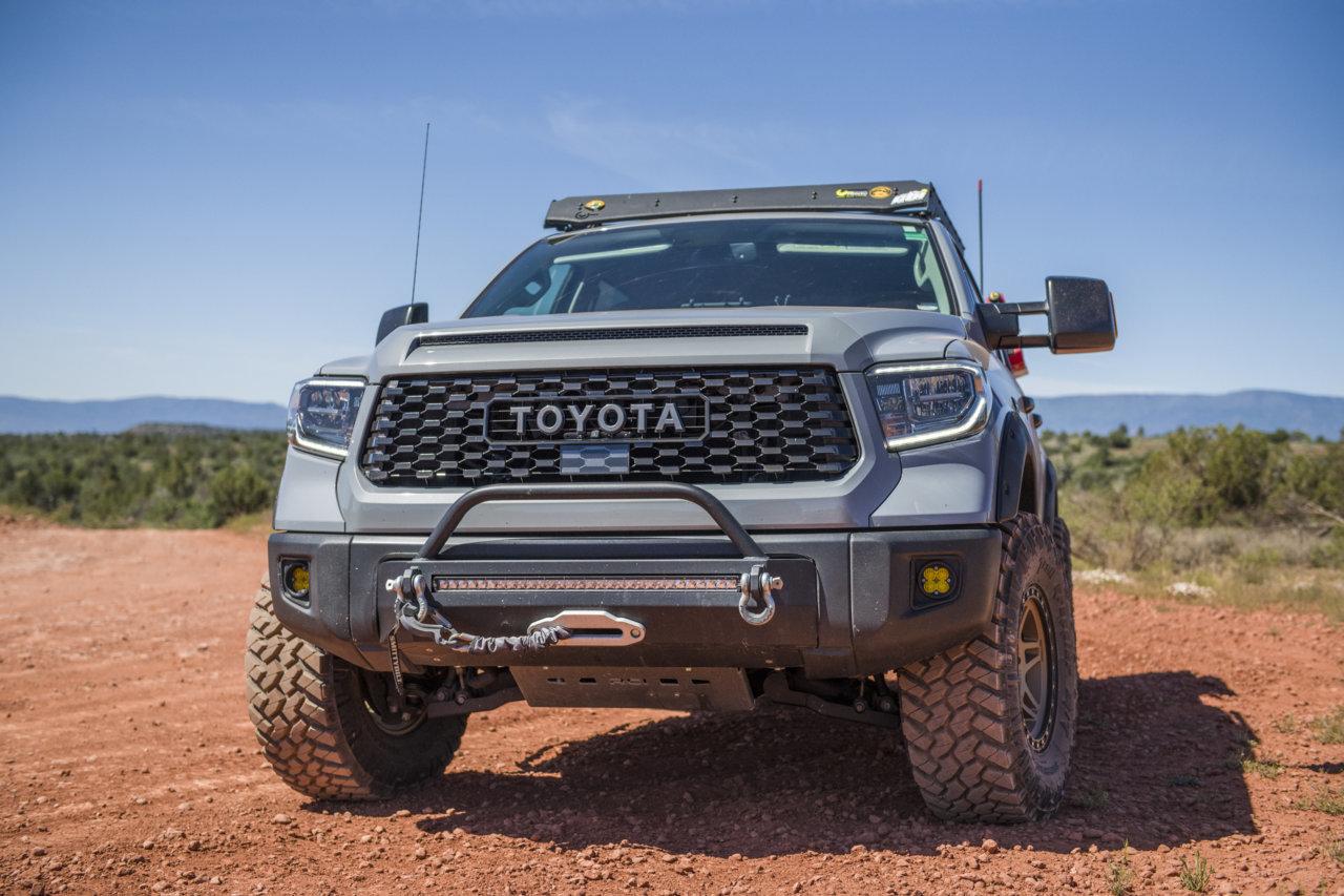 50statesoverland - 2018 SR5 Cement CM Overland Build | Toyota Tundra