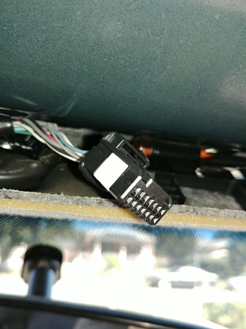 07 Tundra Pre-Wired Backup Camera and Monitor Plug ...