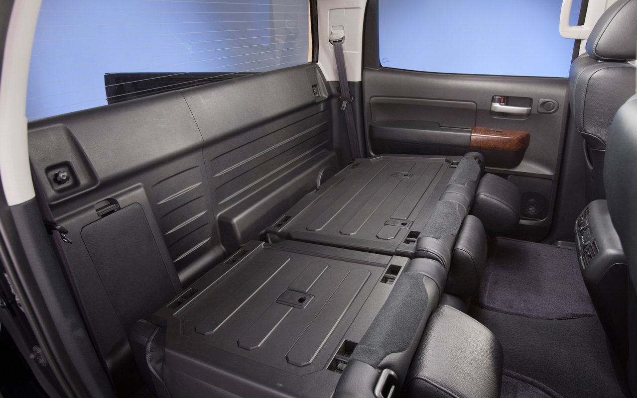 What Style Tundra Rear Seats Do You Like Toyota Tundra