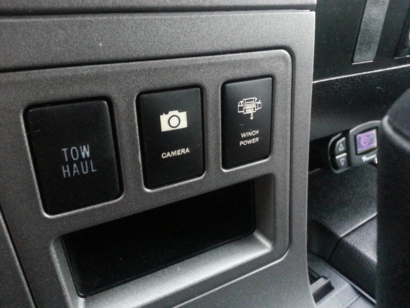 Dash Switches 2nd And 3rd Gen Tundra Toyota Tundra Forum