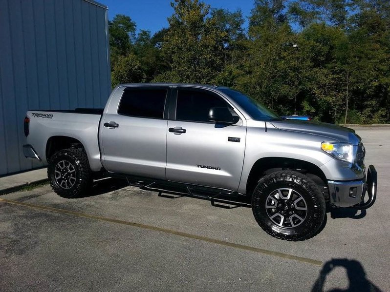 3rd Gen 3 1 Lift Pics Anyone Toyota Tundra Forum