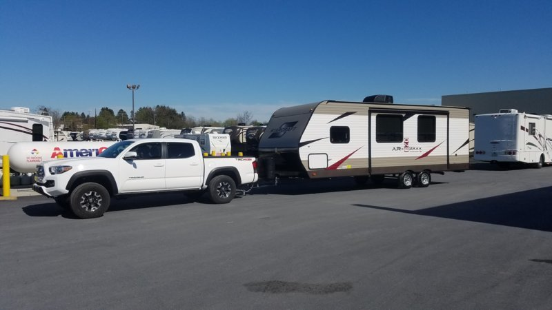 Towing a 5th Wheel Camper | Page 3 | Toyota Tundra Forum