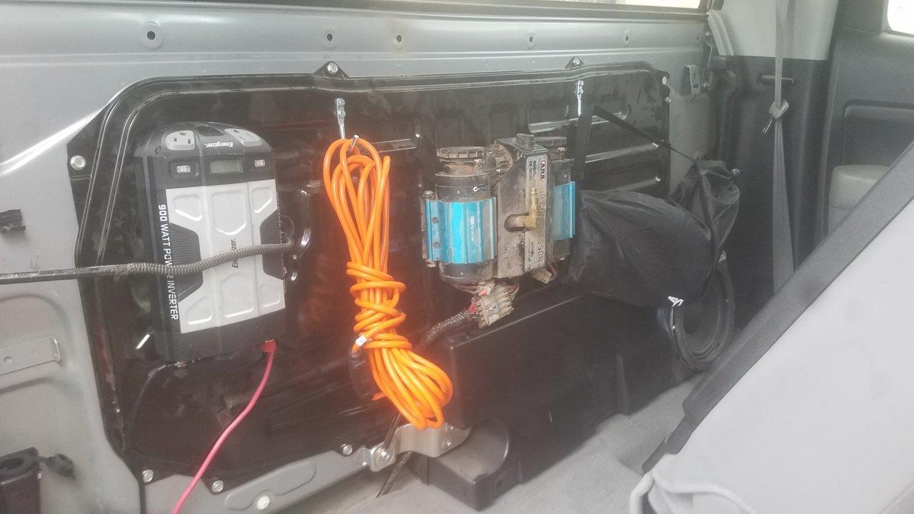 ARB compressor mount   Toyota Tundra Forum
