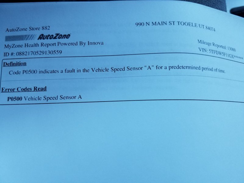 Help! Brake Controller Error, No Traction Control, Blinking 4hi/4lo