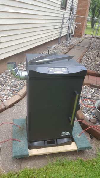 My Traeger Pellet Smoker Grill Adventure Page 2 Toyota