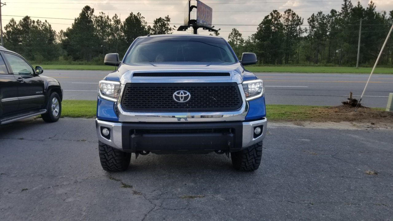 2018 Tundra Led Headlight Wiring Info With Diagrams Page 6 Hd 4560 Harness Conversion 20170920 184512