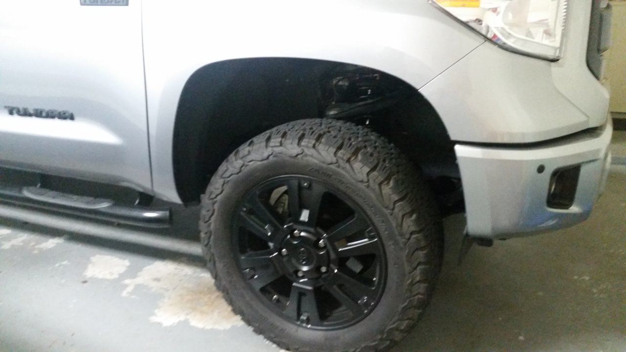 Platinum 1794 Wheels Powdercoated Black Toyota Tundra Forum