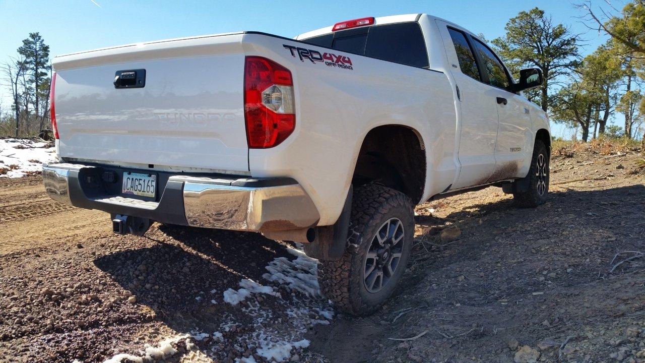 Old man emu lift? | Toyota Tundra Forum
