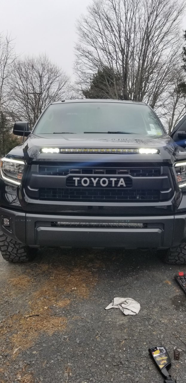 What Have You Done To Your 3rd Gen Tundra Today Page 456 Toyota Wiring For Front Component Speakersimg13661jpg 20180201 122919