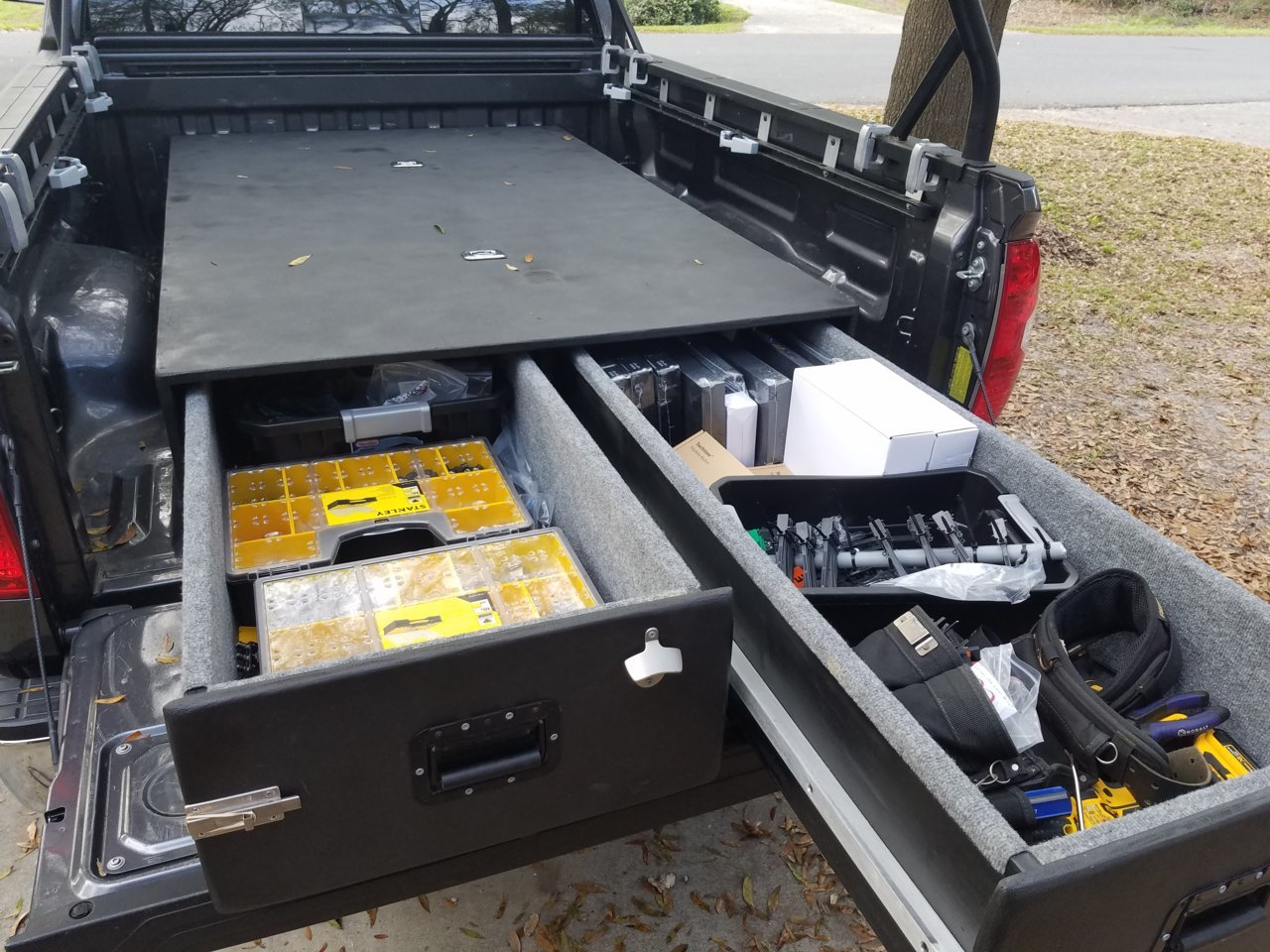 Tundra Diy Storage Drawer System Toyota Tundra Forum