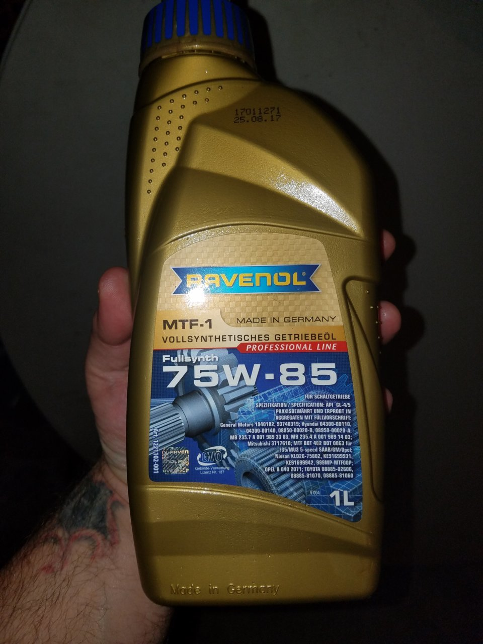 2006 tundra differential oil capacity