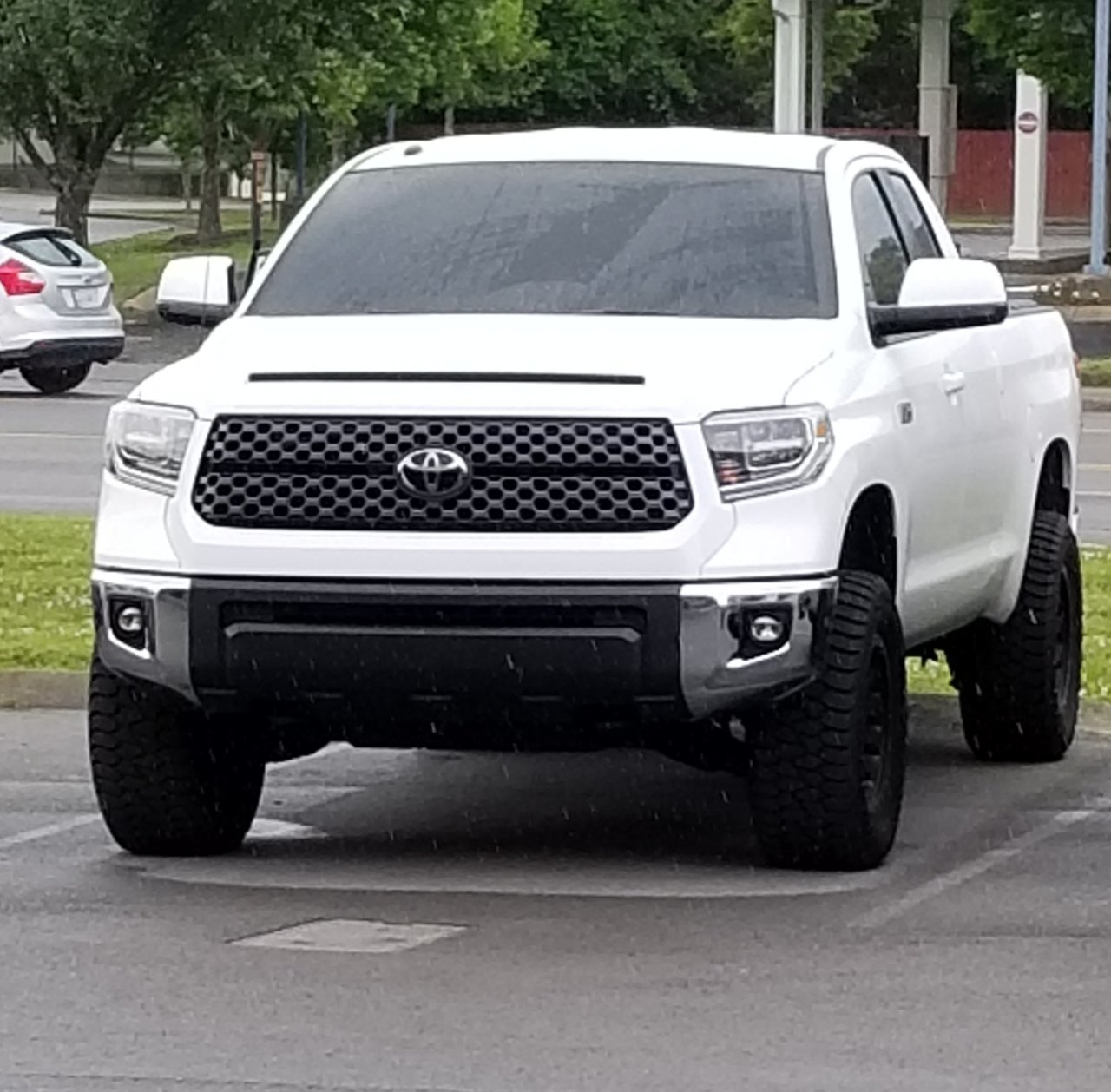 35 Windshield Tint >> Windshield Tint Texas Guys And Gals Toyota Tundra Forum