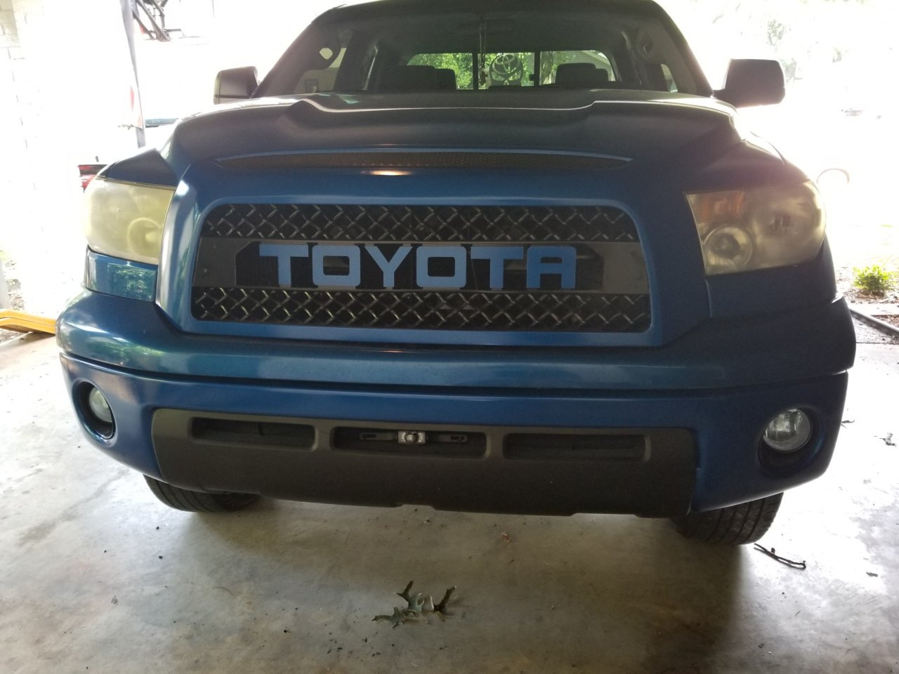 Ideas for new grill for 2008 model | Toyota Tundra Forum