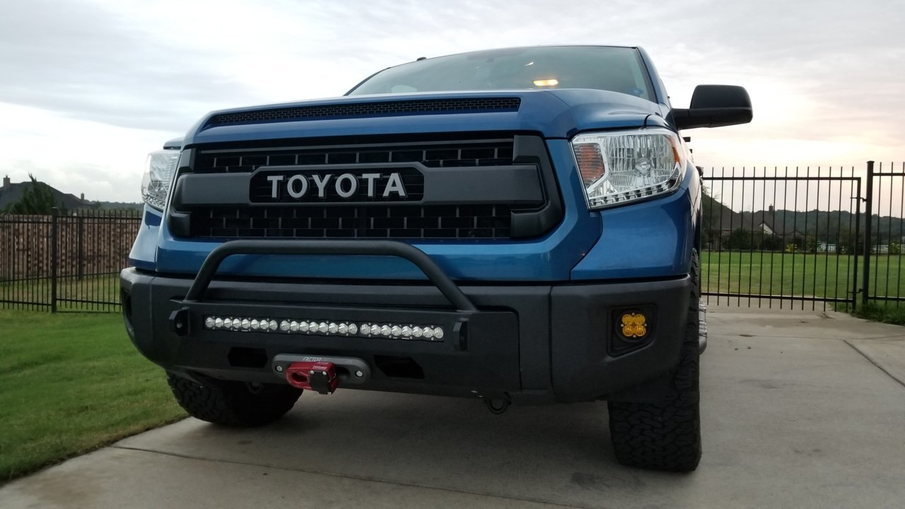 What have you done to your 3rd gen Tundra today? | Page 713 | Toyota
