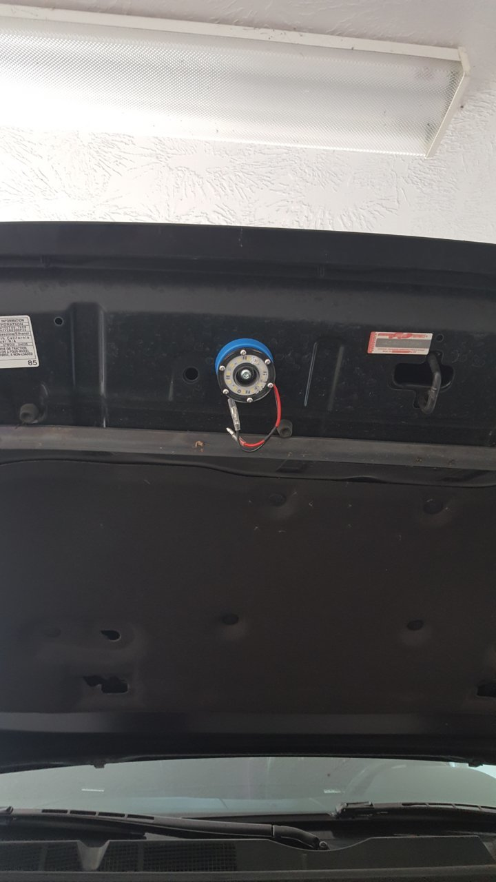 KC Cyclone for utility light | Toyota Tundra Forum on