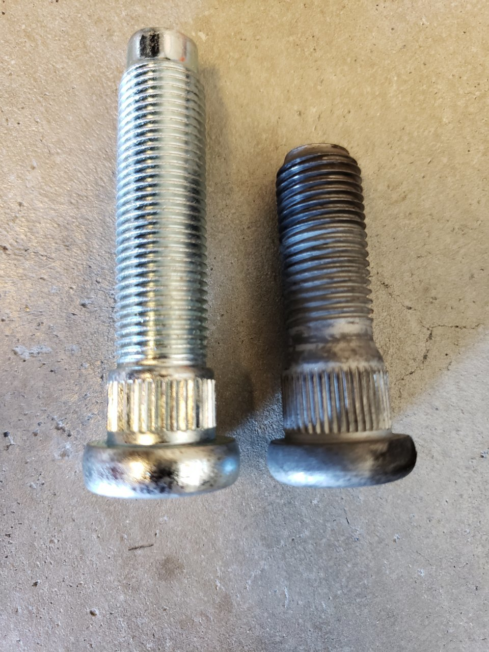 Wheel Lug Stud Front,Rear Dorman 610-004