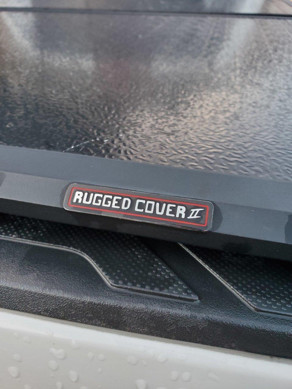 Rugged Cover Ii Tonneau For Sale 550 Toyota Tundra Forum