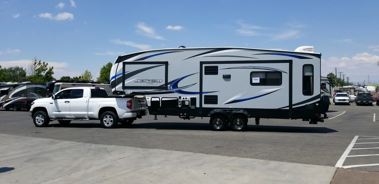 Towing a 5th wheel camper? | Toyota Tundra Forum