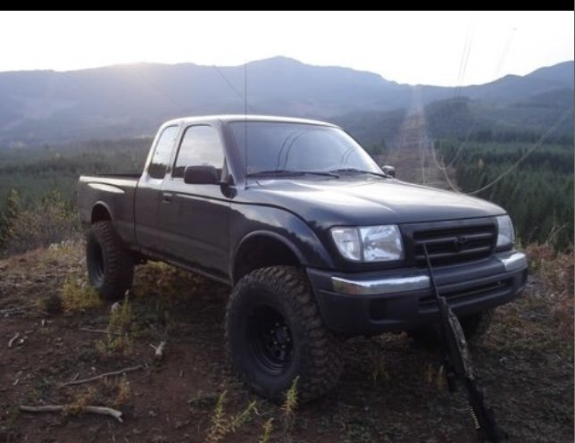 Anybody else kind of miss their 1st gen Tacoma???? | Toyota