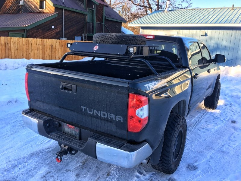 Who Has A Nice Rack Toyota Tundra Forum