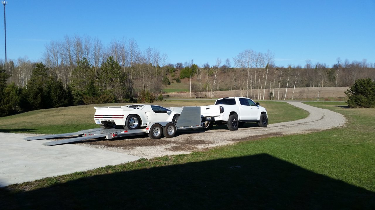 Towing larger trailers | Toyota Tundra Forum