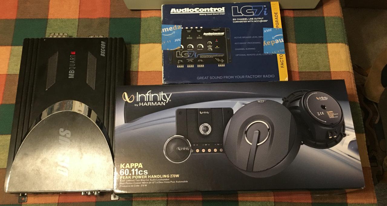 It Starts Dc Audio Build On The Cheap Toyota Tundra Forum 8500w Dual Amp Pro 3 Rca Wire Kit 2 Farad Amplifier Capacitor Ebay 33my6wl A0af9bae77132047a8f2f93bb64dd99c89445163