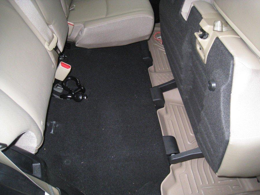 Crewmax Under Seat Storage Option Page 4 Toyota Tundra