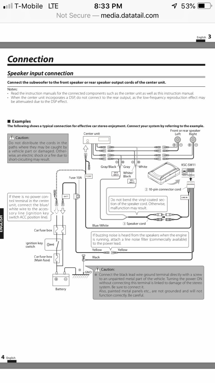 Toyota Tacoma Radio Wiring Diagram from tnstatic.net