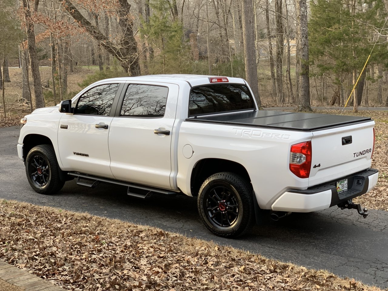 Tri Fold Cover For The Pro Page 2 Toyota Tundra Forum
