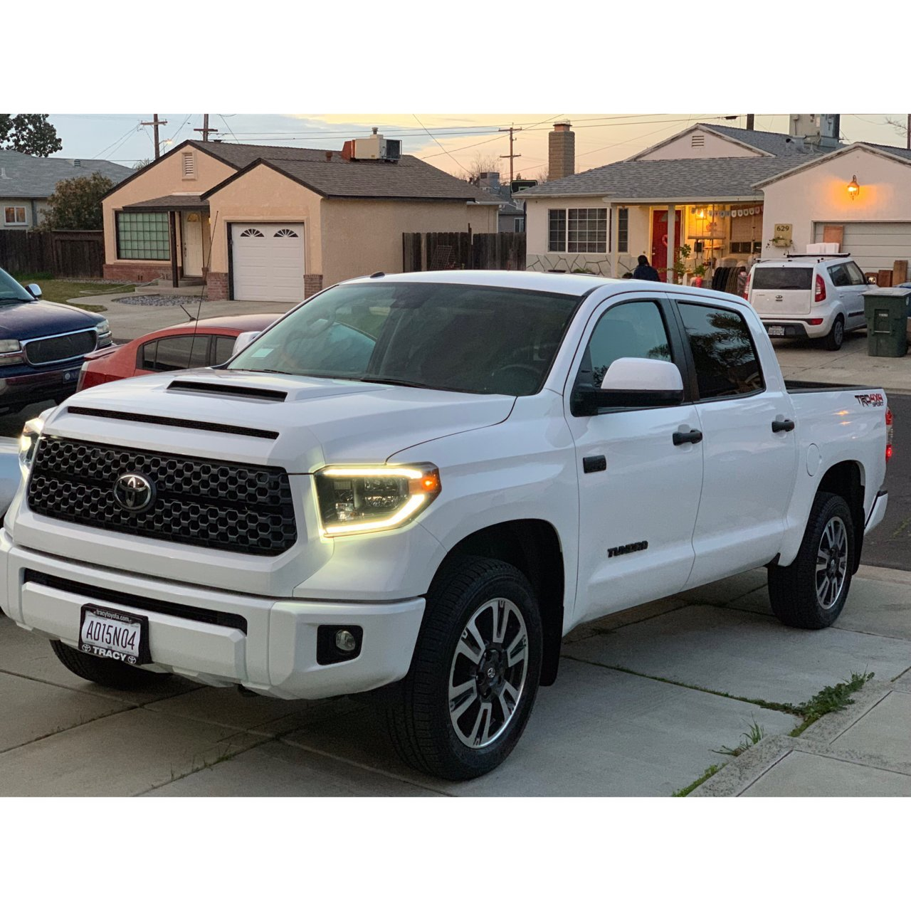 New Member And New 2019 Tundra TRD Sport