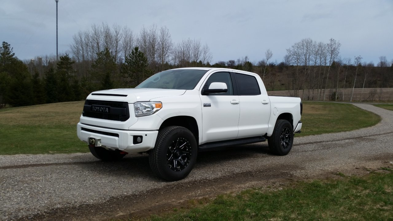 What have you done to your 3rd gen Tundra today? | Page 571 | Toyota ...
