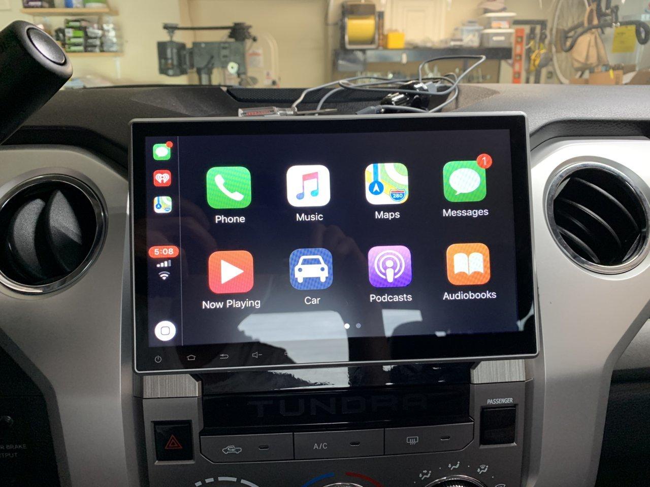 Dasaita Android Head Unit | Toyota Tundra Forum