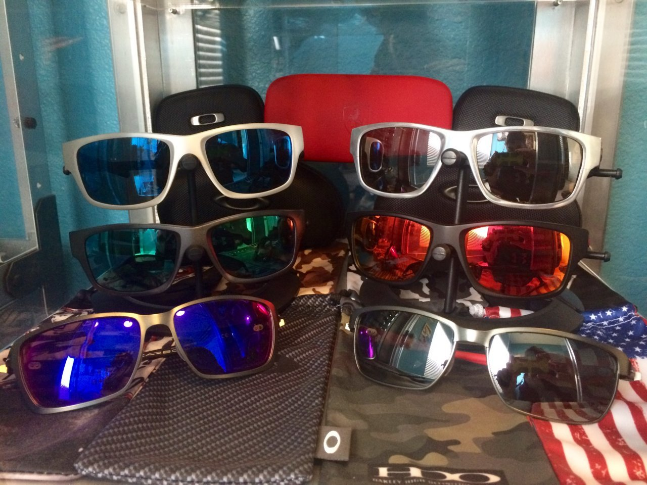 e894c2bd15 Ray Ban Olympian 1 Deluxe Nze8834 « One More Soul