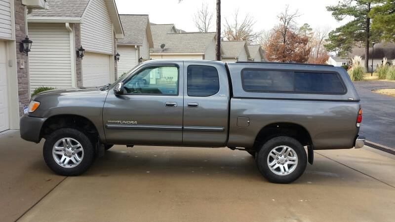ARE Impulse camper shell for Double Cab | Toyota Tundra Forum