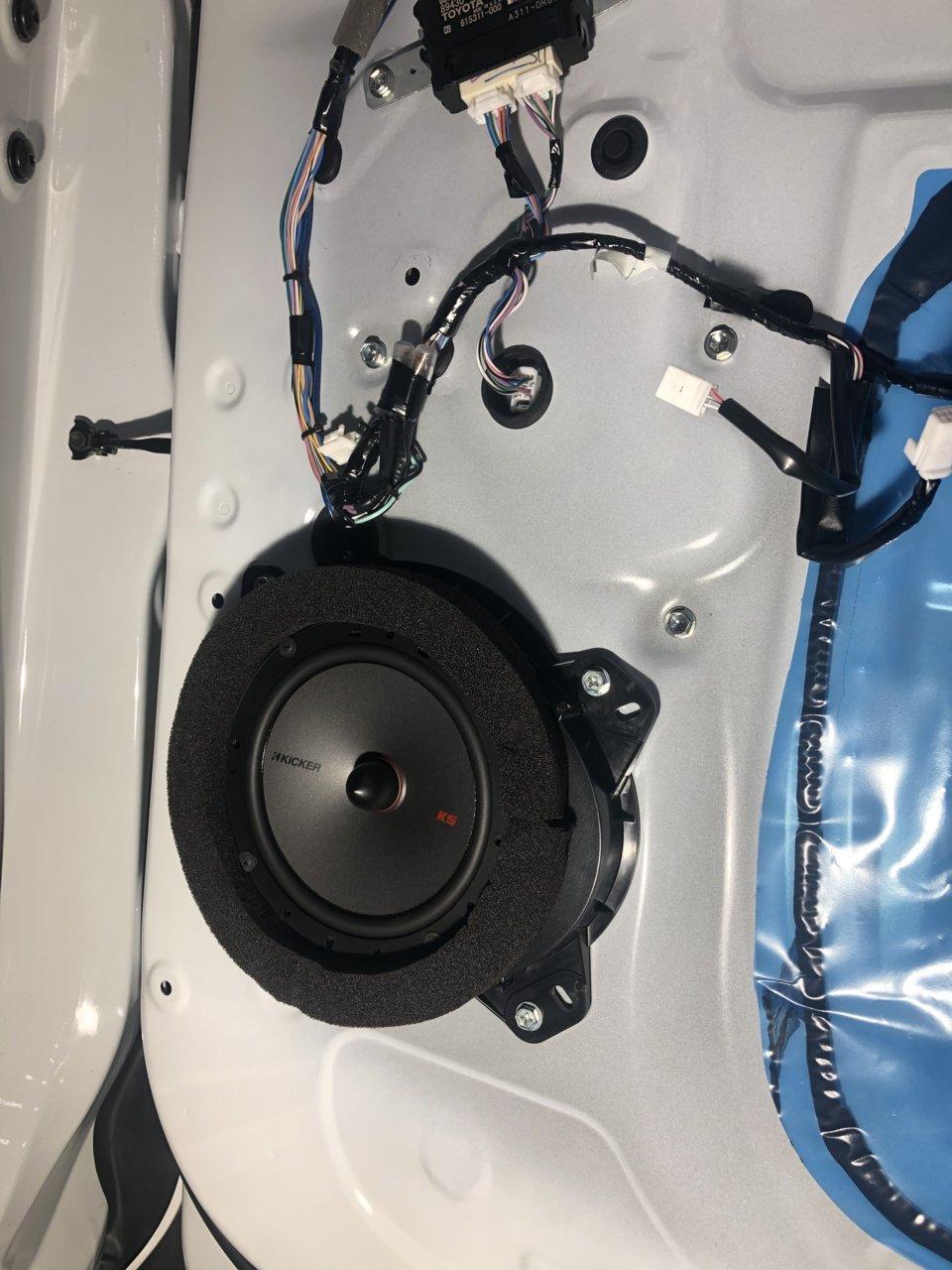 Kicker upgrade with stock JBL head unit. | Toyota Tundra Forum on technics amp, ampeg amp, jimmy page amp, nad amp, hi-fi stereo power amp, guitar amp, sonos amp, cerwin vega amp, power bass amp, harman kardon amp, mackie amp, eric clapton amp, onkyo amp, peavey amp, luxman amp, pyle amp, 4 channel amp, cisco amp, denon amp, alesis amp,