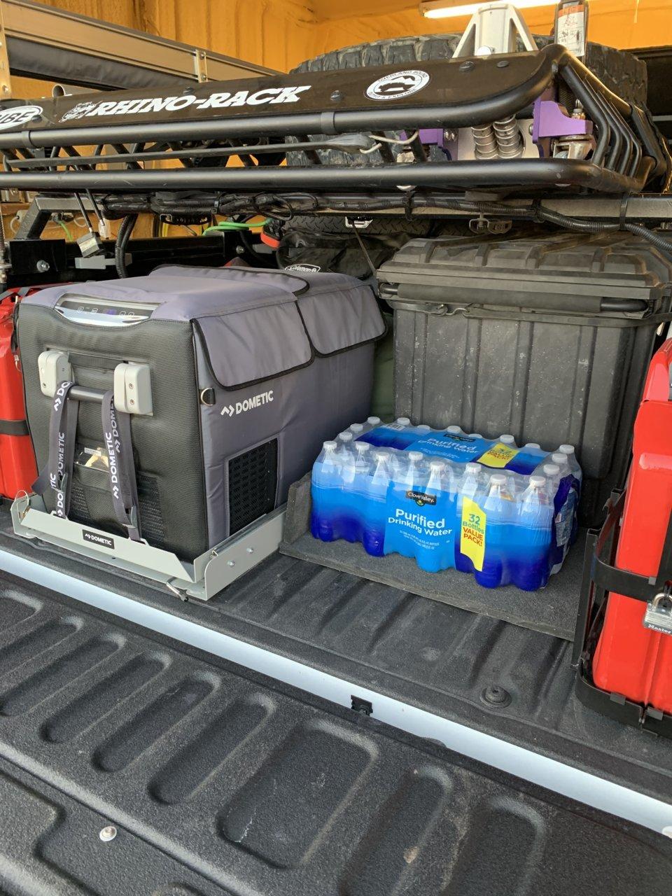 Camping Fridge/Freezer Setups | Toyota Tundra Forum