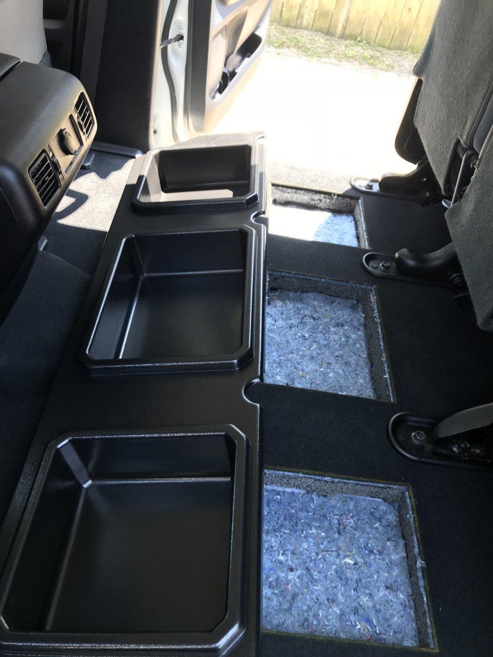 Trd Pro Tundra >> ESP Plastic storage Install | Toyota Tundra Forum