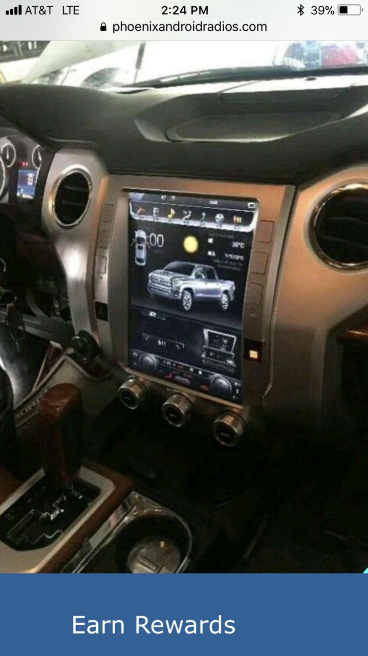 Tesla Style Navigation Toyota Tundra Forum 5th Gen Wiring Info 4runner Largest 7c26b55c Ced6 418b 8a25 1f62450187d8