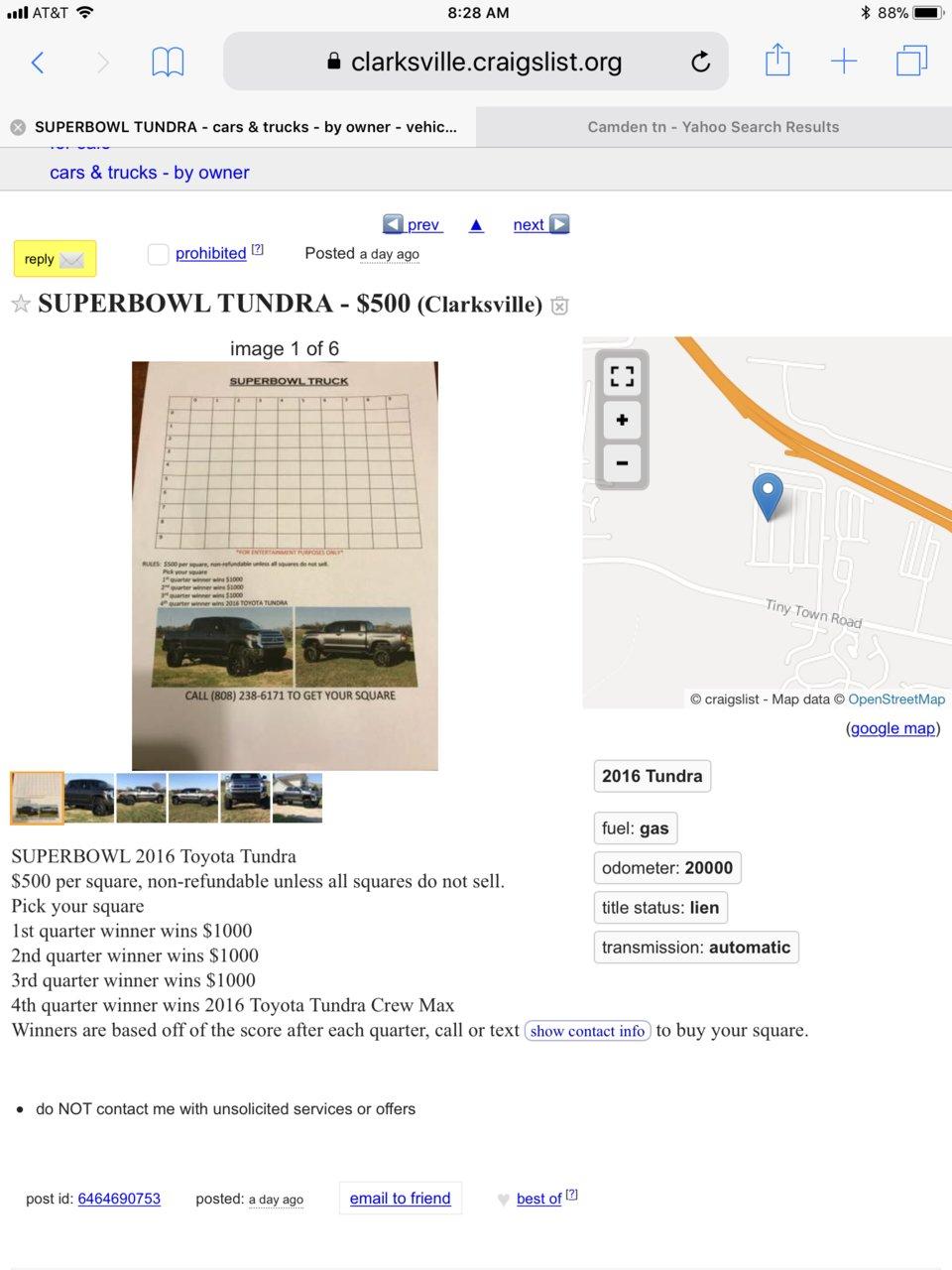 Craigslist corcoran california