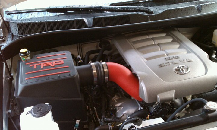 Cold Air Intake Question - New User | Toyota Tundra Forum