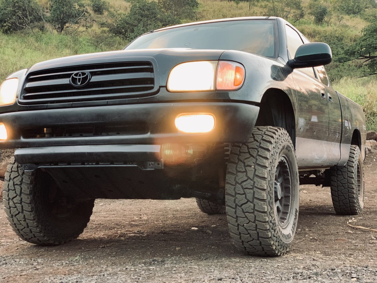 Stock Front Bumper Mod Toyota Tundra Forum